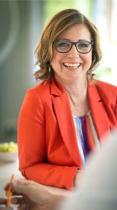 BCA Experten - Andrea Fahrländer