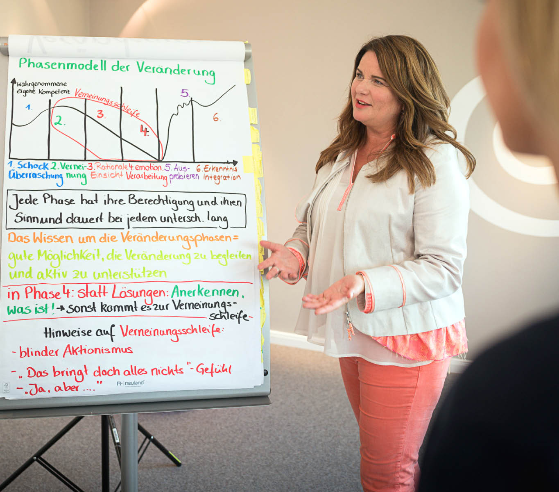 Coaching im Business - Workshop: Als Chef Veränderungen ermöglichen